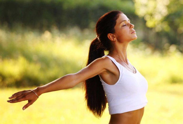 Дихальна гімнастика для зміцнення легень!