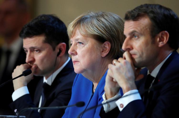 """Курс НАТО взято – карколомна заява, без усяких """"але""""!  Меркель несе особливу відповідальність!"""