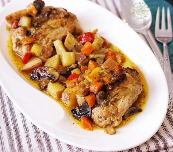 Дуже смачно! Як приготувати печеню з м'ясом на вечерю: інгредієнти та покроковий рецепт!