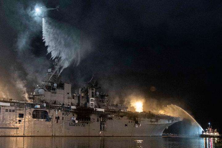 Байден різко передумав? Американський флот знову йдуть в напрямку Чорного моря! (ФОТО)