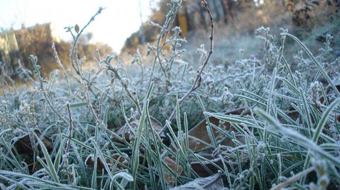 В Україні оголосили штормове попередження через заморозки!