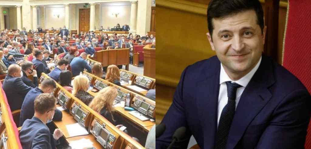 Депутати проголосували : посилити відповідальність! Зеленський аплодує – браво!