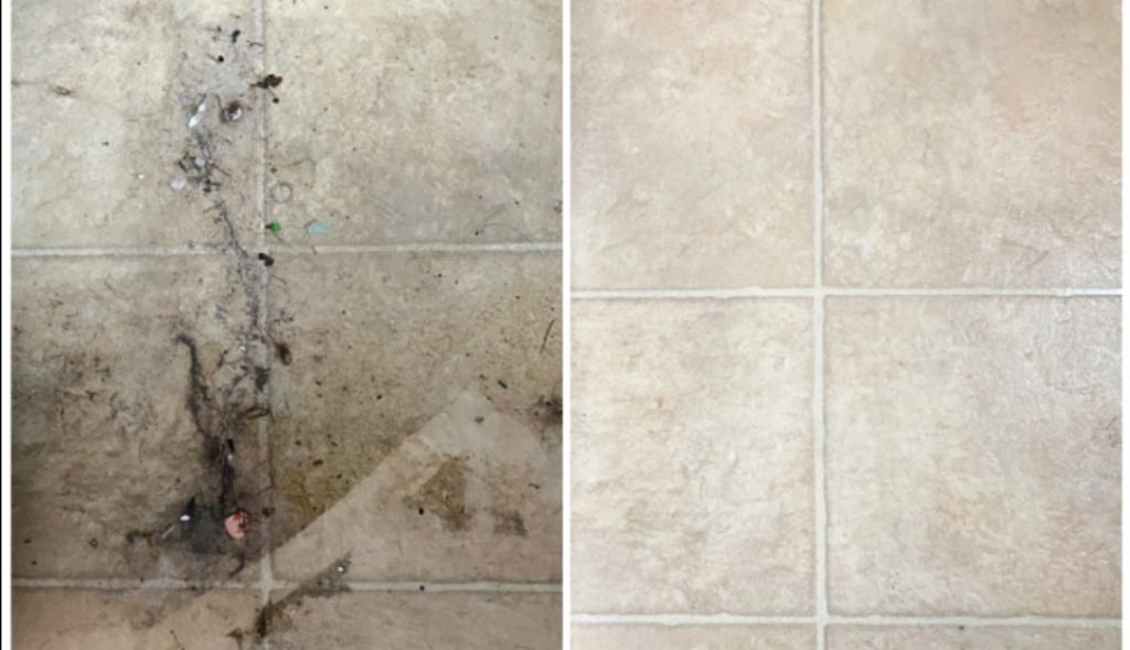 Плитка буде як нова: простий засіб, яким просто потрібно помити підлогу