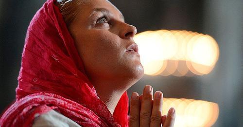 Сильна молитва яку читають у суботу і неділю (Псалом 142)