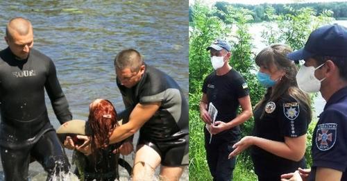 Трагедія на Прикарпатті: На річці Дністер батько з останніх сил силою виштовхнув своїх 3-ох доньок з води, а сам зник, пошуку тривають вже другий день